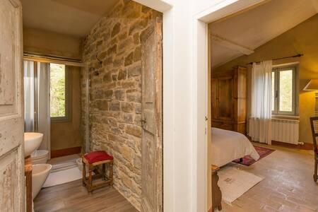 Assisi room in the Subasio Park (2)