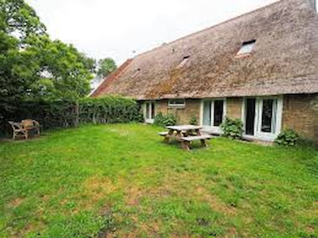 Appartement in boerderij