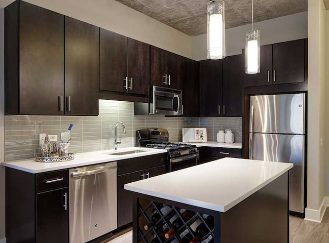 Luxury Living in the Heart of Downtown - Houston - Apartemen
