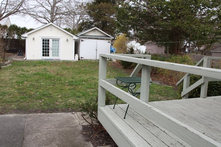 Charming Spring Lake Beach House 3BR