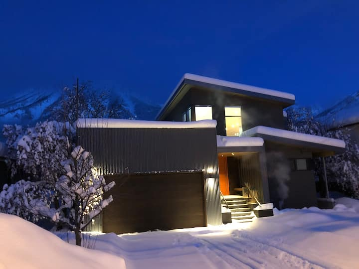 Modern Mountain-home