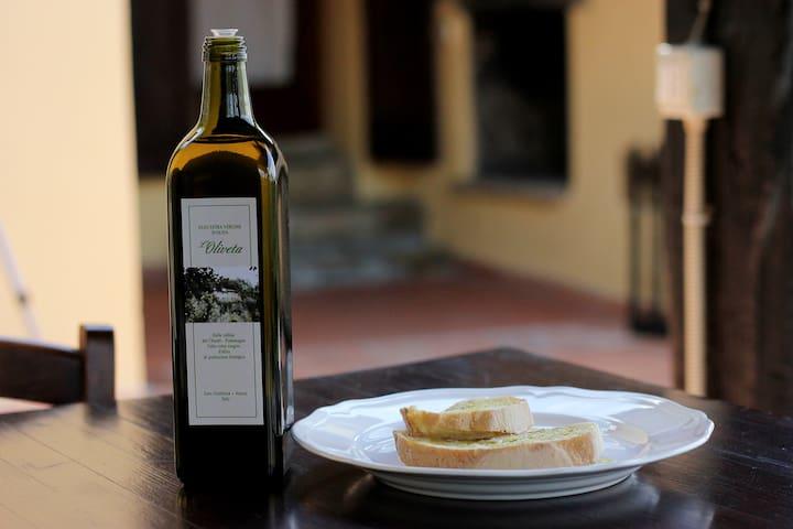 Our biological olive oil