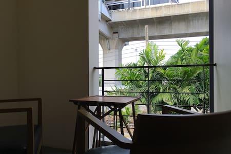 House by A/P Rail Link Station - Suvarnabhumi - Prawet - Ev
