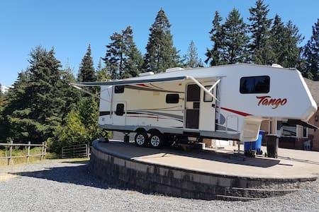 San Cobble - Mill Bay - รถบ้าน/รถ RV