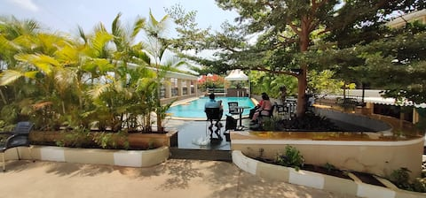 5 BHK Bhushi Villa at Lonavala