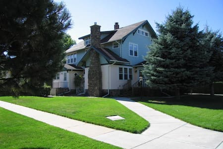 1919 Historic Home in Rapid City! - Rapid City