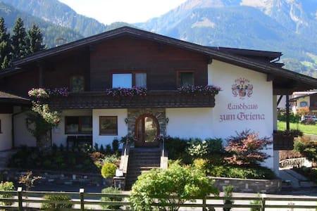 Urlaub / Holiday in Mayrhofen - Mayrhofen