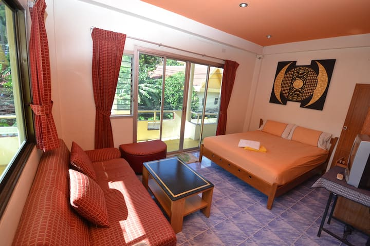Patong Beach Homestay Guesthouse R3 | Standard | - Patong - Dom