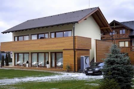 Atraktívne horské apartmány v Demänovskej Doline - Liptovský Mikuláš