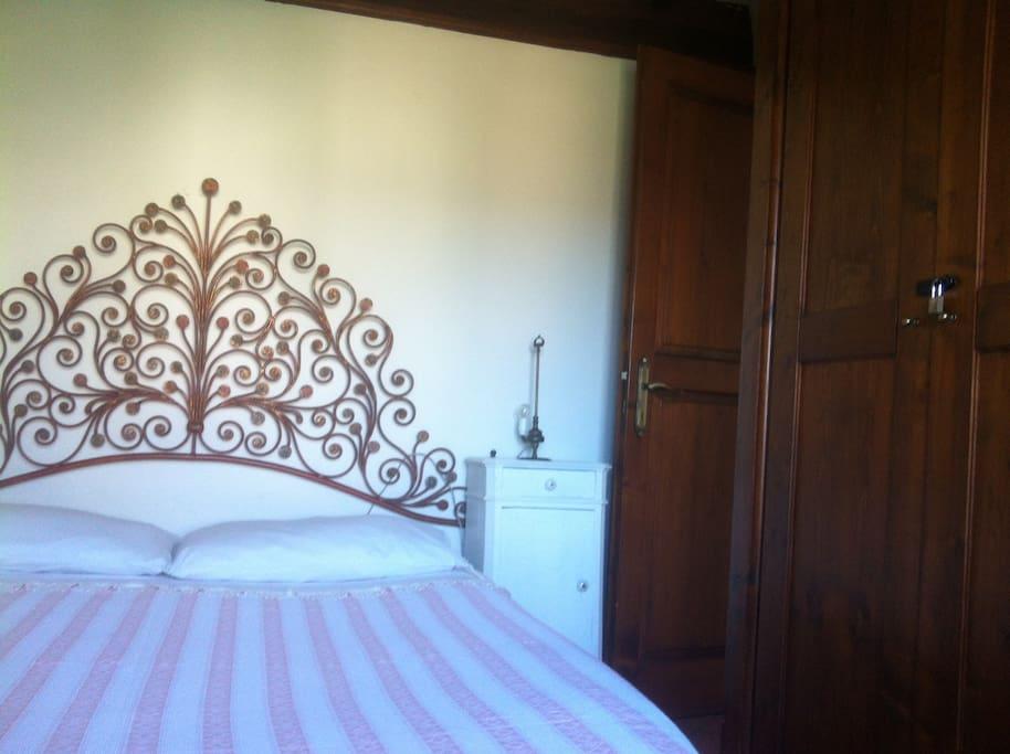 camera letto 2°piano