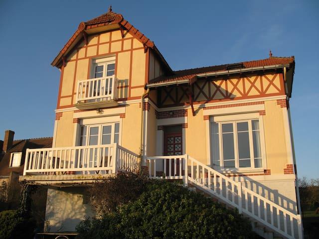 Belle villa exposée sud + jardin - Montoire-sur-le-Loir - Hus