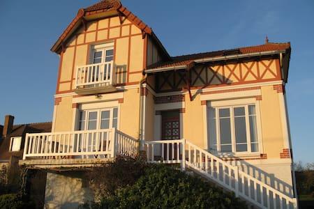 Belle villa exposée sud + jardin - Montoire-sur-le-Loir - Rumah