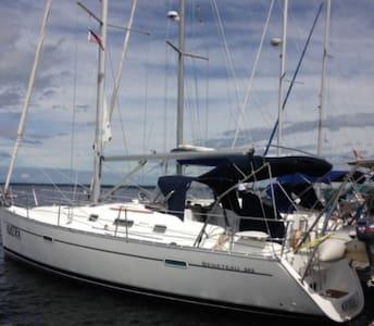 Sailing La Vivencia! - West Chazy - Barco