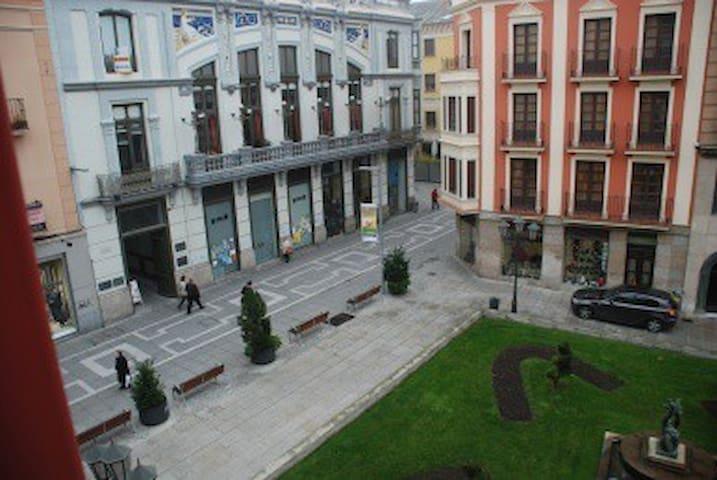 Apartamento CENTRO HISTORICO Zorrilla 4