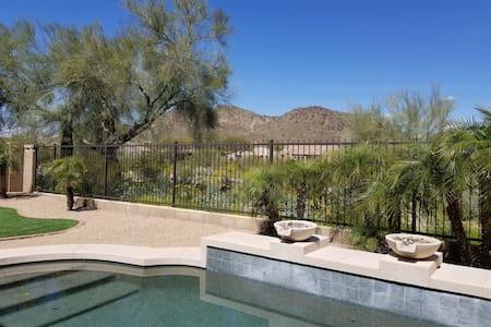 Desert Resort Living in a Beautiful Home