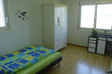 Zimmer am Stadtrand für 1-2* Pers - Winterthur