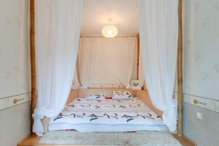 Просторная уютная квартира - Moscow - Apartment