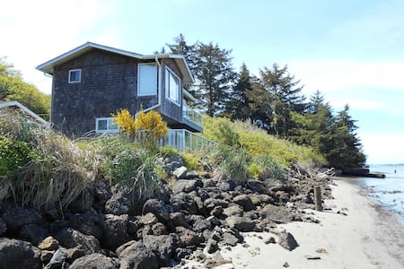 Waterfront condo upper - Coos Bay - Kondominium