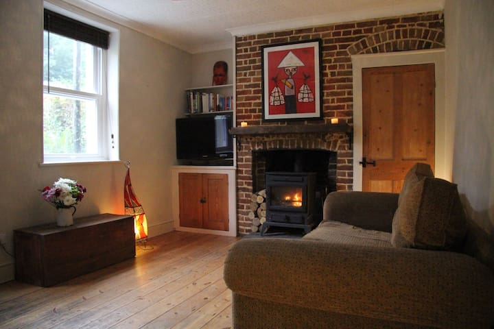 Cosy cottage  - Winterton-on-Sea - Talo