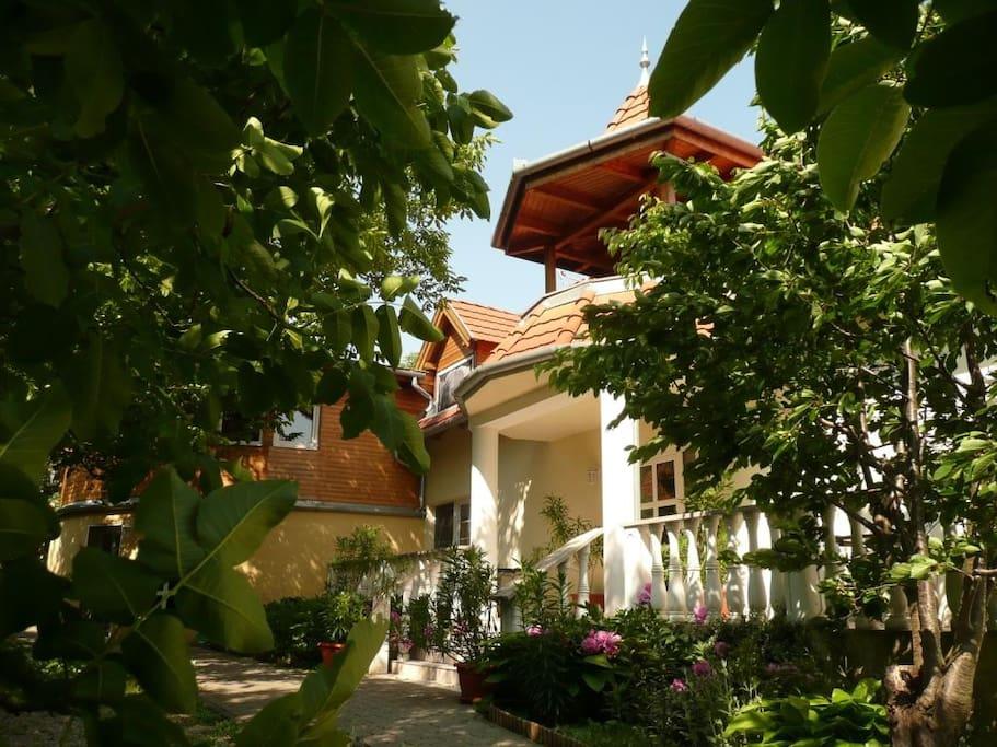 In der Ferienanlage Villa Maria werdet Ihr Euch wohl fühlen.