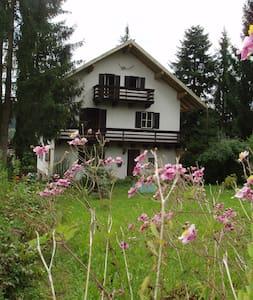 Gemütliches AtelierHaus im Bayerischen Wald