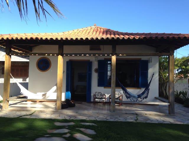 """""""Paraíso dos Celoni's"""" - Praia Seca"""