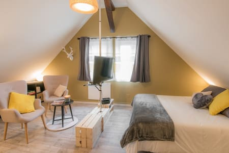 Appartement location travail business city break - Troyes - Appartement