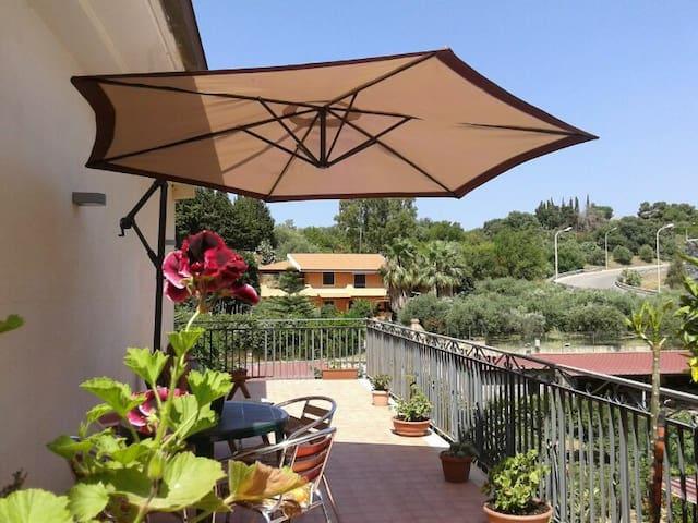 Casa Vacanze Terme - Terme Vigliatore - อพาร์ทเมนท์