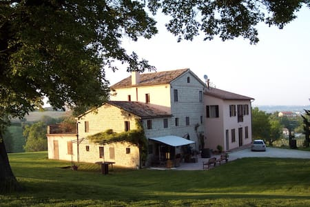 Agriturismo Oliodivino B&B - natura - Monte Roberto - Apartment