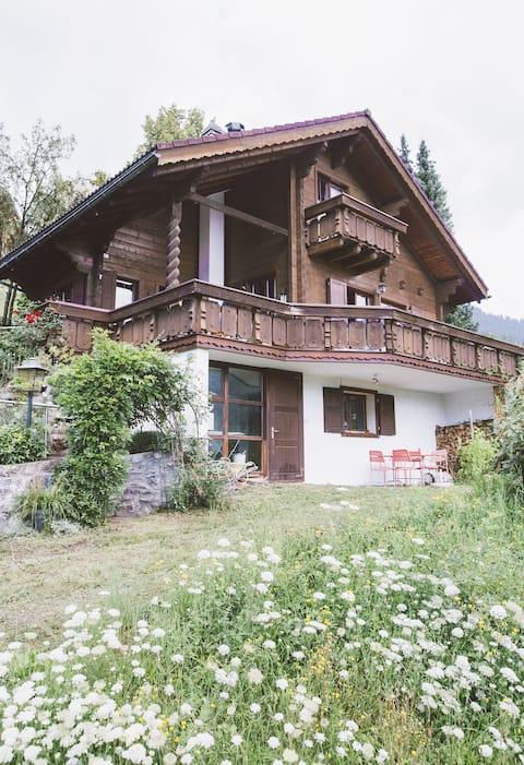 Chalet Ratitsch: hus med fantastisk udsigt