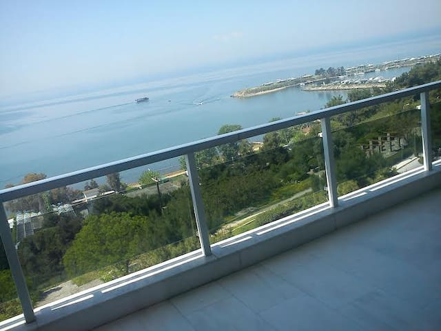 Sea view exclusive apartment - thessaloniki - Pis