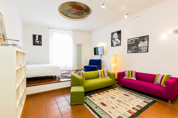 Storia d'Italia - Vacation Home - Bologna - Loft