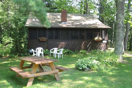 Lakeside cottage - 1 month minimum - Gilmanton Iron Works