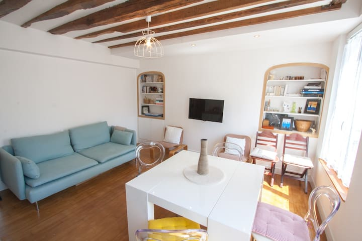 Charming flat by le Louvre - Paris - Apartamento