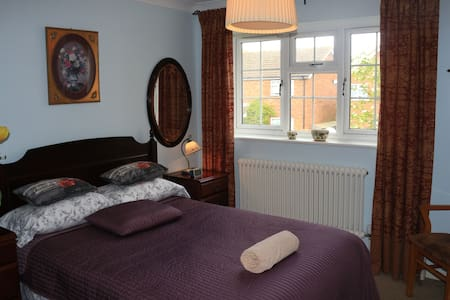 Harpenden double room in a house - Harpenden - Ház