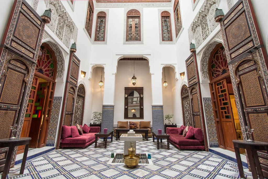 Find homes in Fes El Bali on Airbnb