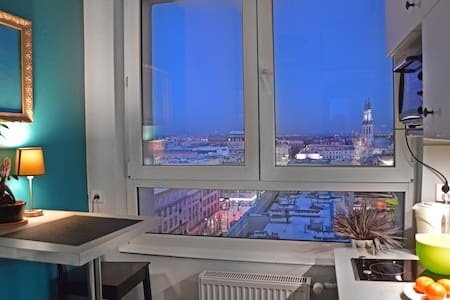 Cozy flat with excellent location in Warsaw! - Warszawa - 公寓
