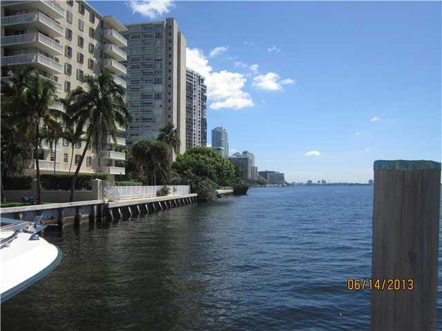 Furnished Brickell-area condo for long-term lease.