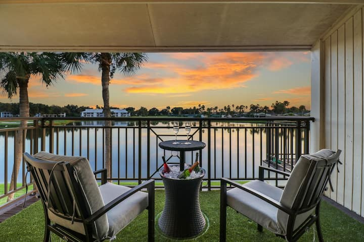 ★ Saddlebrook Amazing View & Spacious 2 bed/2bath★