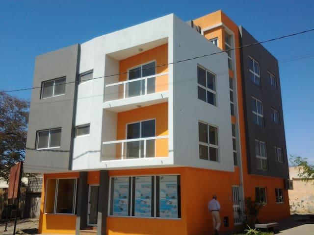 VanniMar Lounge t2 - Porto Novo, Cabo Verde - Apartment