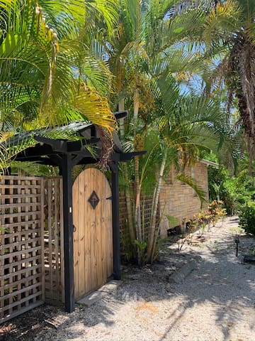 Whitney Beach Cottage your tropical escape.