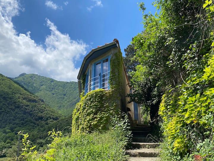 Maison Tilley - Uniek berghuis - Prachtig uitzicht