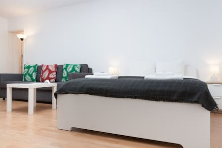 Delta 1 - Studio Apartment - Luzern city
