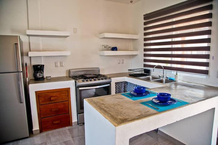 Blue Mahahual Apartamento - B1