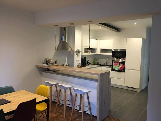 Cosy one bedroom flat in the heart of Paris