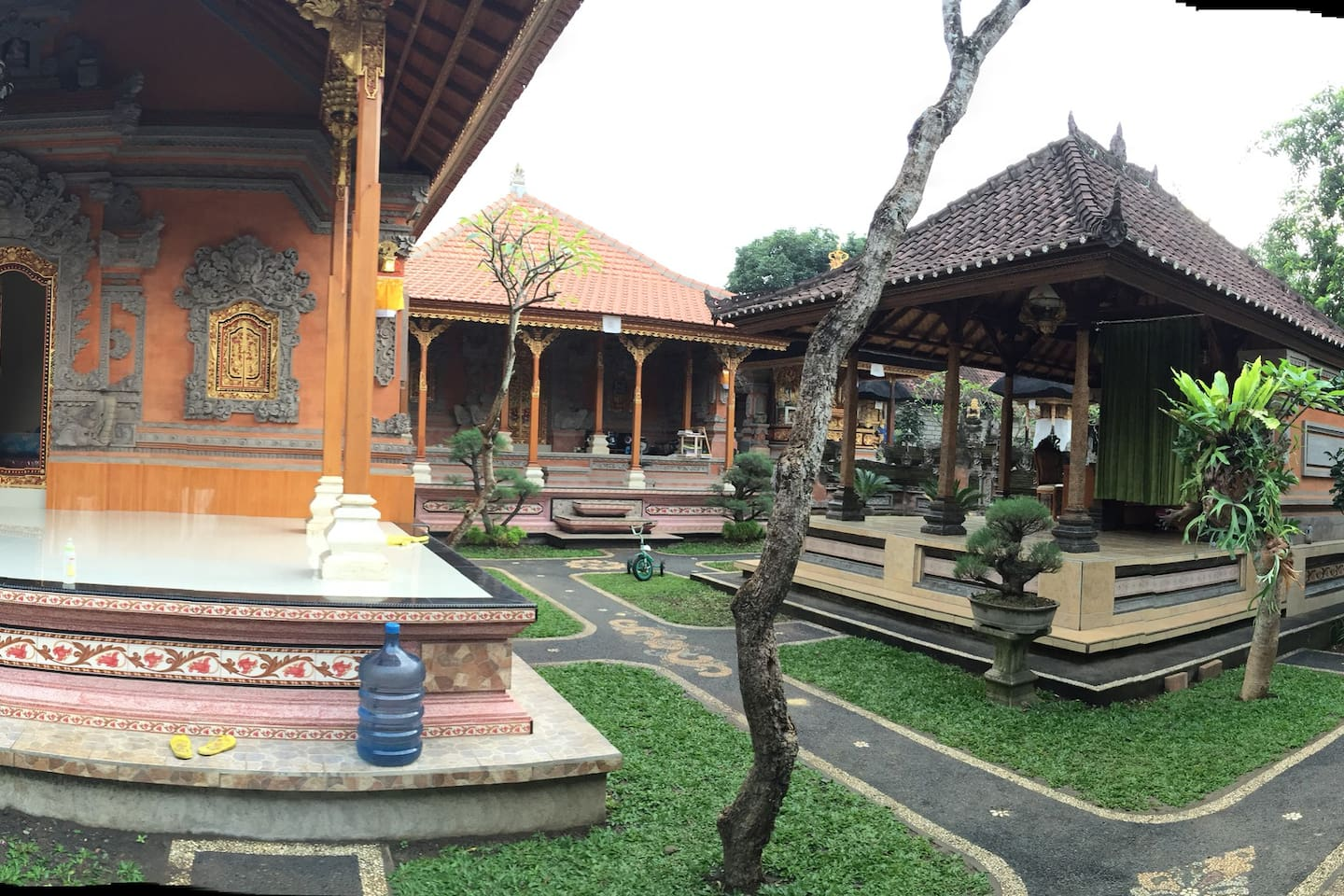 Our Balinese Family House
