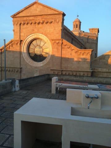 grandi terrazzi antica Maruggio  vicino al mare - Maruggio