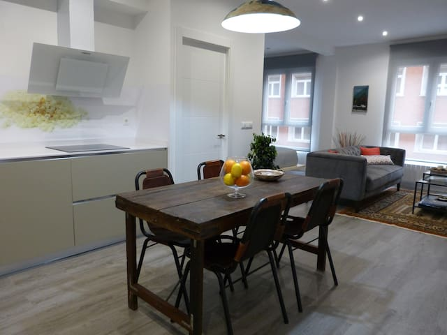 Modern city-center flat/Moderno piso en el centro - Santander - Appartement