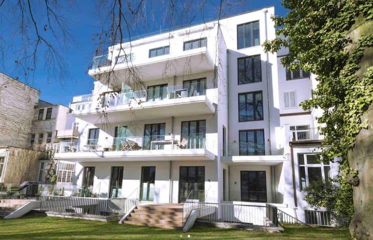 Luxus-Apartment an der Alster