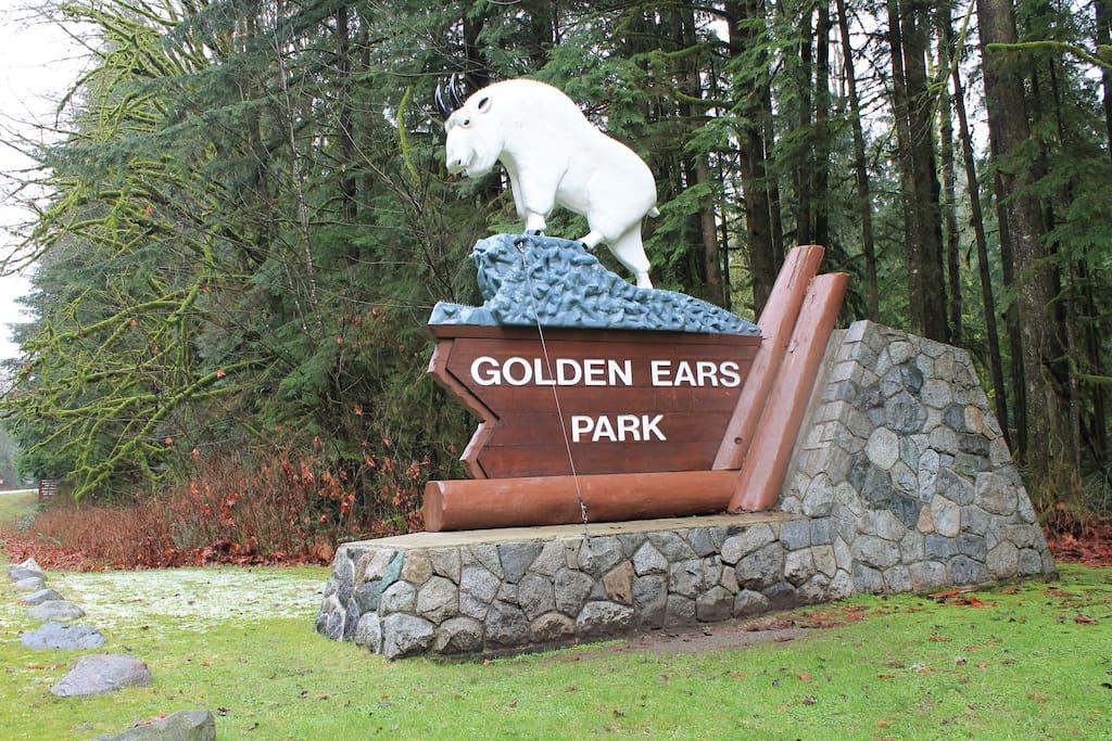 Boarders Golden Ears Provincial Park